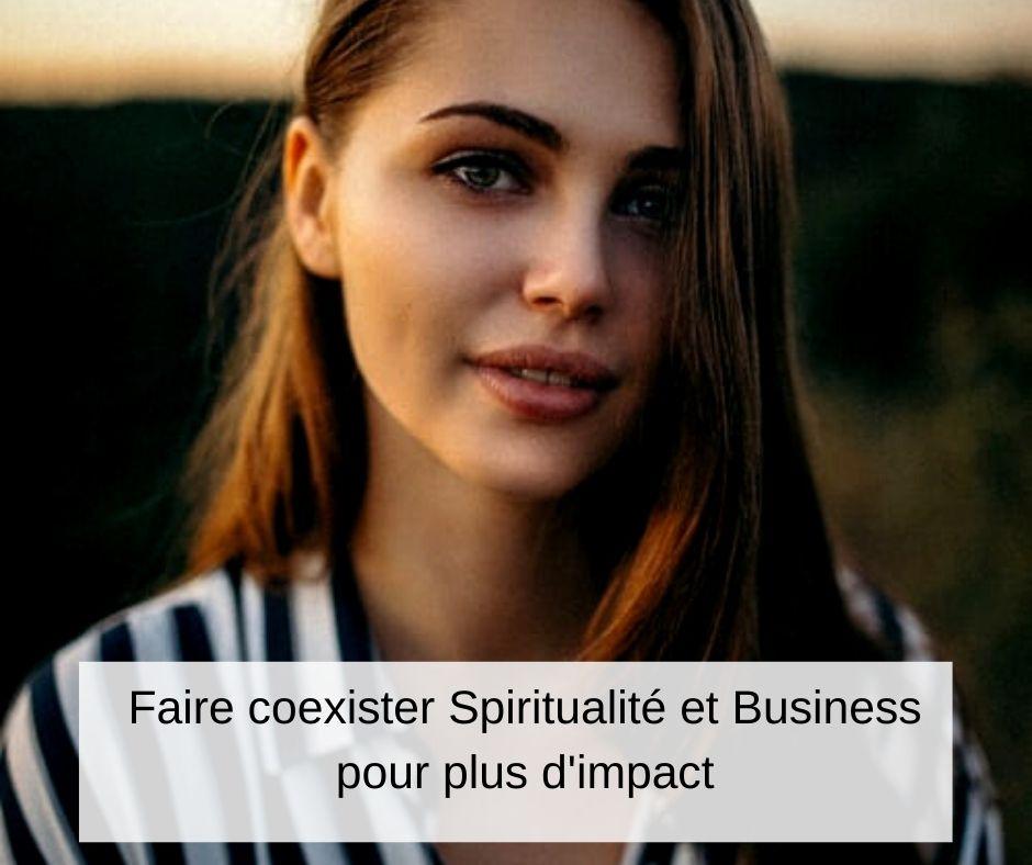 Est-il possible de concilier la spiritualité et le business ?