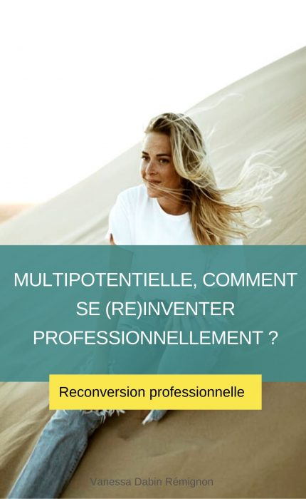 multipotentielle, trouver sa voie professionnelle ?